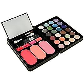Gloss! Palette de Maquillage 13 Pièces, Coffret Cadeau-Coffret Maquillage