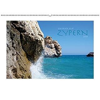 Ein Blick auf Zypern (Wandkalender 2018 DIN A2 quer): Erkunden Sie den Geburtsort der Aphrodite (Monatskalender, 14 Seiten ) (CALVENDO Orte) [Kalender] [Sep 16, 2016] Informationsdesign, SB