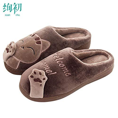 PANZER HAUSSCHUHE 43 45 grau Handarbeit gehäkelt, Pantoffeln