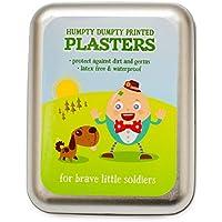 Pflaster Set Kinder - 40 Kinderpflaster Im Lustigen Humpty Dumpty Design Von Yellodoor - Heftpflaster Wasserfest... preisvergleich bei billige-tabletten.eu