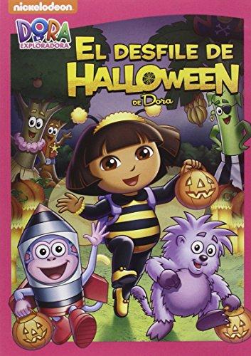 Dora, La Exploradora: El Desfile De Halloween De Dora (Import) (Dvd) (2013) Dibu (Dora Halloween S)