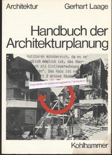 Handbuch der Architekturplanung