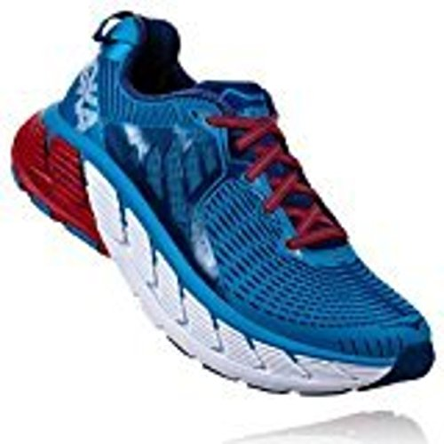 Hoka One One Gaviota Man Shoes Running, Blue (Diva Blue/true Blue) 42 EU