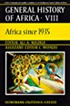 The UNESCO General History of Africa:...