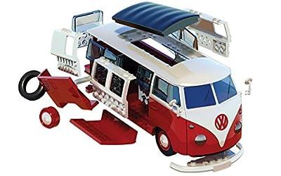 Airfix J6017 - Quickbuild Modellbau - VW Camper Van von Airfix