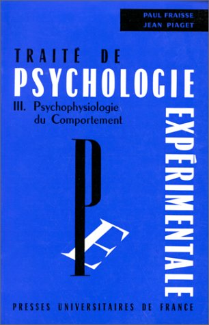 Trait de psychologie exprimentale, tome 3