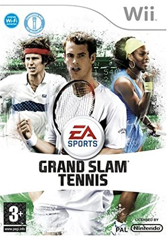 Jeux Wii Tennis - EA Sports Grand Slam Tennis (Wii) [import