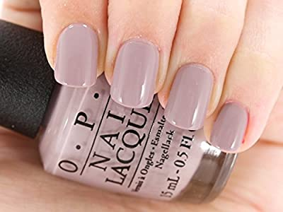OPI Nail Polish 15ml ~ Taupe-less Beach ~ Brazil Collection 2014