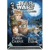 Star Wars: Ewok Adventures - Caravan of Courage / The Battle for Endor [DVD] by Aubree Miller