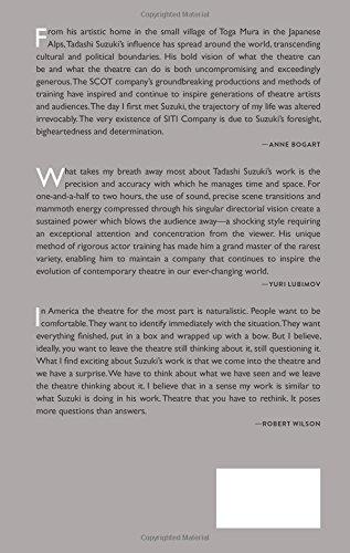 Culture Is the Body: The Theatre Writings of Tadashi Suzuki