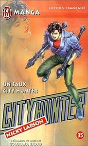 City Hunter - Nicky Larson Edition simple Tome 35