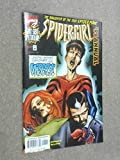The Daughter of the true Spider-man! Spider-girl! '99 annual
