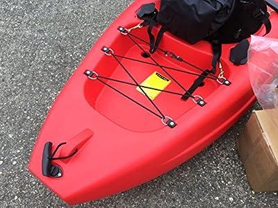 Cambridge Single Sit on Top Fishing Kayak with Trolley by Cambridge Kayaks