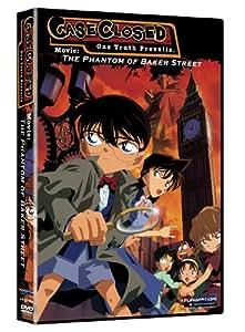 Case Closed: Movie 6 Phantom of Baker Street [DVD] [Region 1] [US Import] [NTSC]