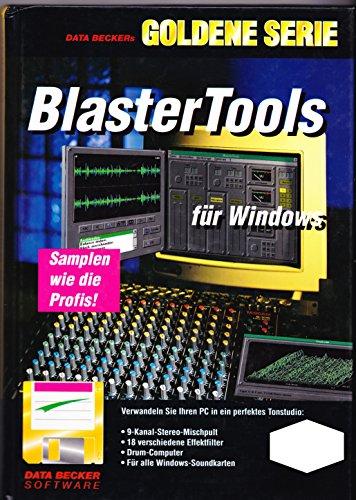 Blaster Tools fFür alle Windows - Soundkarten ür Windows 9 - Kanal - Stereo - Mischpult 18 verschiedene Effektfilter Drum Computer