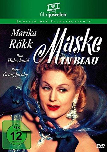Bild von Maske in Blau - mit Marika Roekk (Filmjuwelen)