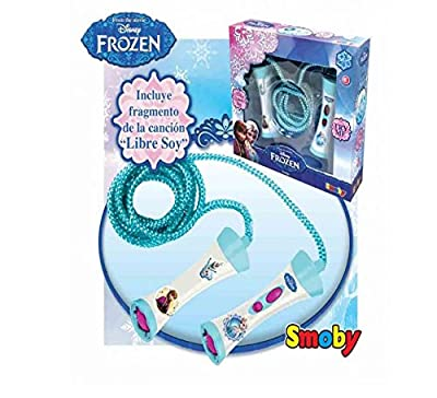 Disney Saltador Frozen con Musica por Jugatoys