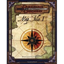 Map Folio I (Dungeons and Dragons Accessory)