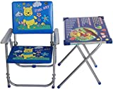 #5: Varshine Boom Table Chair Set for Growing Kids || Study Table || 2 to 6 Years Old Kids