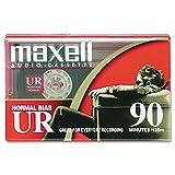 Maxell UR-90-nastro di audio/video (90MIN, 1pezzo (S))