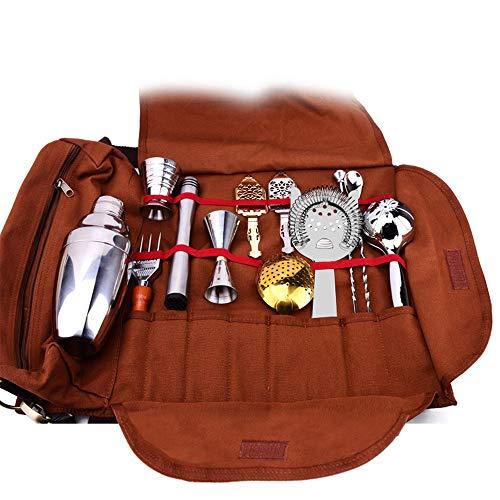 CL- * Barkeeper-Kit, Cocktail-Mixer-Set für tragbare Mixer-Kombination Bartending-Tool