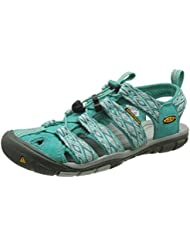 Keen Clearwater Cnx, Sandales Compensées Femme