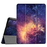 Fintie Hülle für Samsung Galaxy Tab S2 9.7 T810N / T815N / T813N / T819N 24,6 cm (9,7 Zoll) Tablet-PC - Ultra Schlank Ständer Cover Schutzhülle mit Auto Schlaf/Wach Funktion, Die Galaxie
