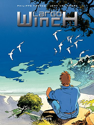 Largo Winch - L'intégrale - tome 1 - Magnum Largo Winch 1