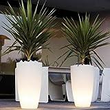 Pot lumineux led RGB Vigo rechargeable