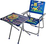 #6: Kids Table Chair Blue