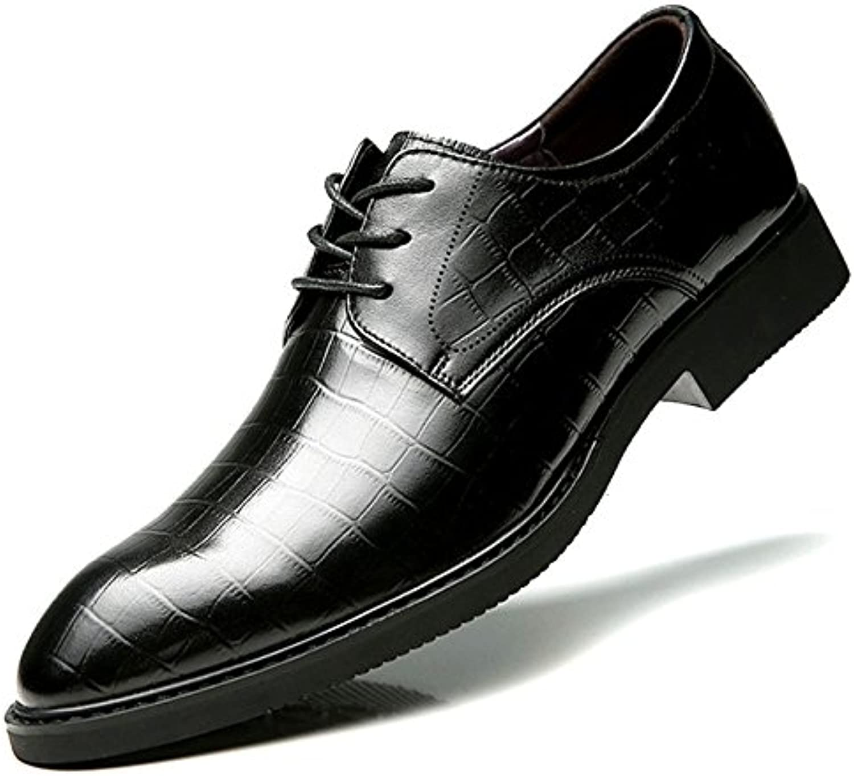 Formale Herren Classic Shoe Handgefertigte Leder Soled Arbeiten Oxford Fashion Lace up Spitz Lederschuhe