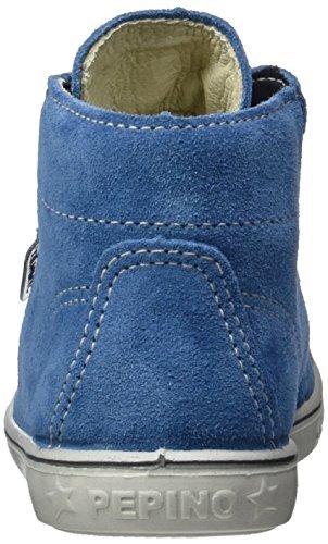 Ricosta - Zayni, Scarpe da ginnastica Unisex – Bambini Blu (Petrol)