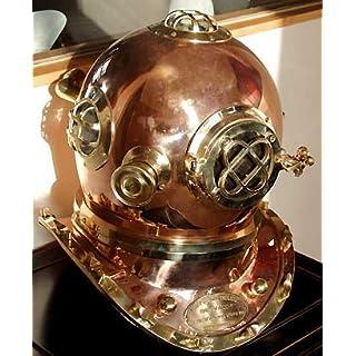 Diving Helmet Mark V Patented 1897 Rare Diving Equipment