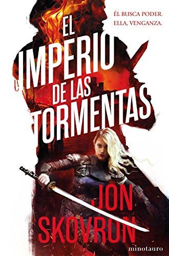 El imperio de las tormentas por Jon Skovron