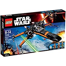 LEGO Star Wars Poe's X-Wing Fighter 75102 Building Kit by LEGO