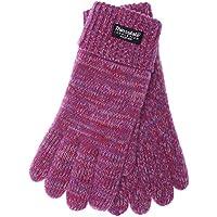 EEM Niño guantes Max y Moritz con Thinsulate Forro Térmico, 100% algodón
