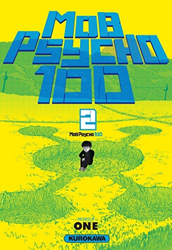 Mob psycho 100, Tome 2 :