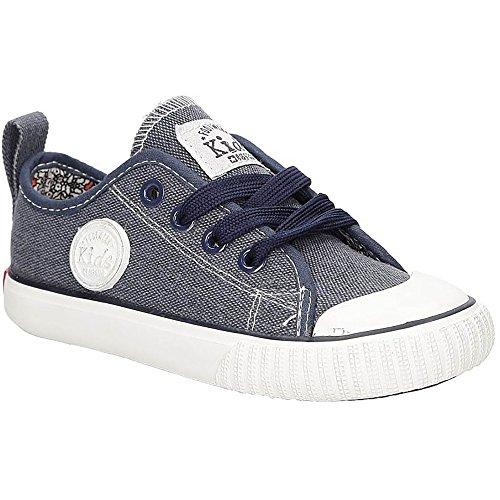 Big Star Jungen Kinder Flach Turnschuhe | Fitness Casual Sport Hallen | Kids Sneakers | Blau | EUR 32 Big Star Schuhe