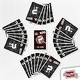 Shuffle Cluedo Card Game