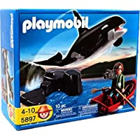 Playmobil 5897 Whale Watching Set