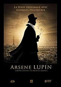 Arsène Lupin : Intégrale Georges Descrières - 9 DVD - 26 Épisodes
