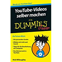 Youtube-Videos Selber Machen Fur Dummies Junior