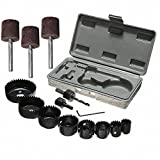 Digital Craft 11 in 1 19-64Mm Metal Alloys Wood Hole Saw Cutting Set Kit -