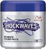 Shockwaves Re-Create Styling Paste, 3er Pack (3 x 150 ml)