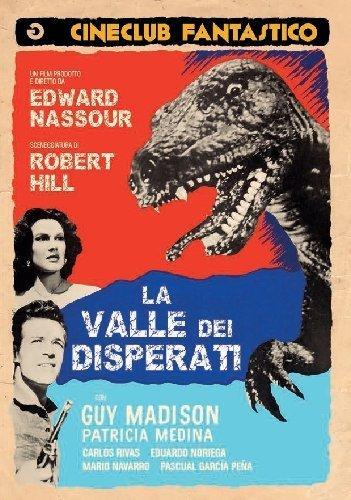 Der Fluch vom Monte Bravo / The Beast of Hollow Mountain (1956) ( El monstruo de la Monta a Hueca ) [ Italienische Import ]