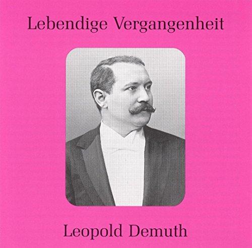 Lebendige Vergangenheit - Leopold Demuth