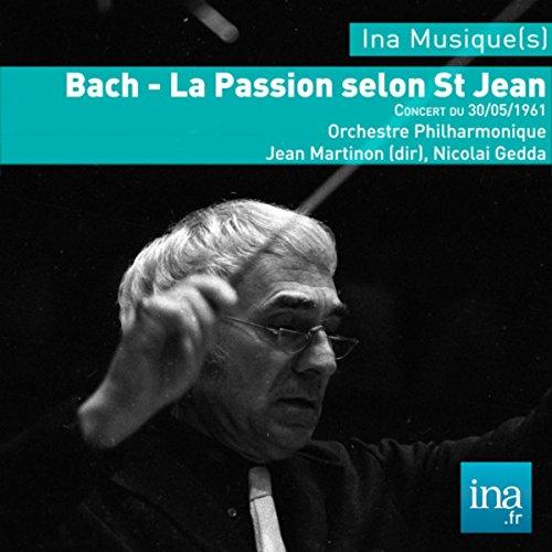 Jean Lieber (J.S. Bach: Passion selon Saint-Jean, BWV 245 - Acte III, Interrogatoire chez Pillate et flagellation - ei gegrüßet, lieber Jüdenkönig (turba))