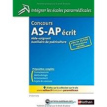 CONCOURS AS/AP EPR ECRITES N14