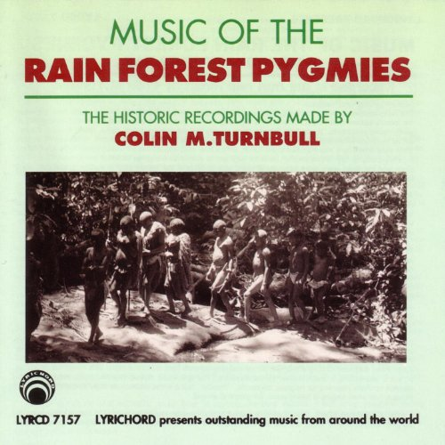 Music of the Rain Forest Pygmies