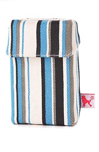 smokeshirt® Zigarettenetui in div. Designs 20 Zigaretten King Size smoke shirt für Zigarettenschachtel in Standardgröße, modisch, Elegante, pattentiert